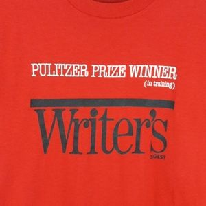 Vintage Writers Digest T Shirt